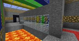 Minecraft Co-oP: Fun With Testing Minecraft Map & Project