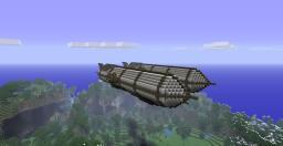 Airship Fleet (Cruiser) Minecraft Map & Project