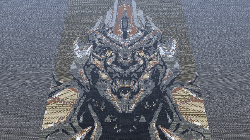 Megatron Minecraft Project