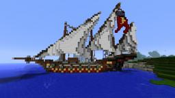 'Barca' the Xebec Minecraft
