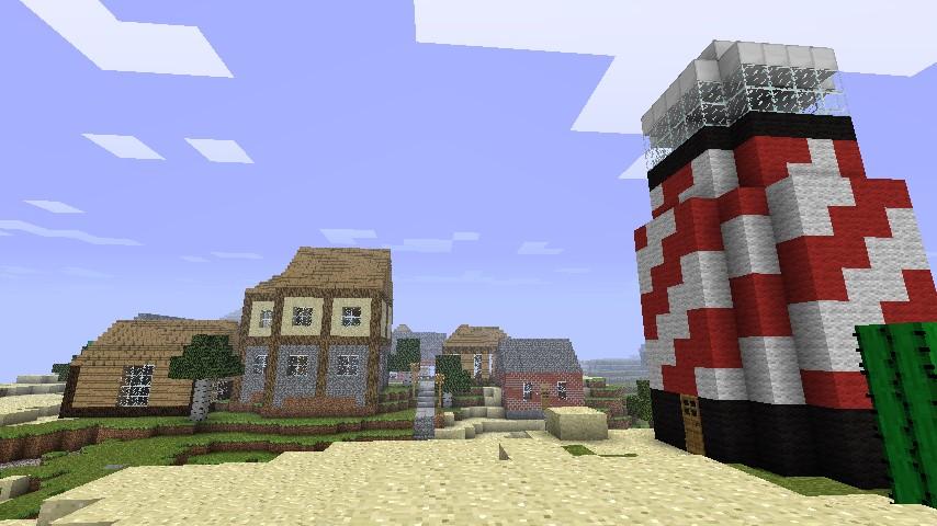 Cinderella's Village