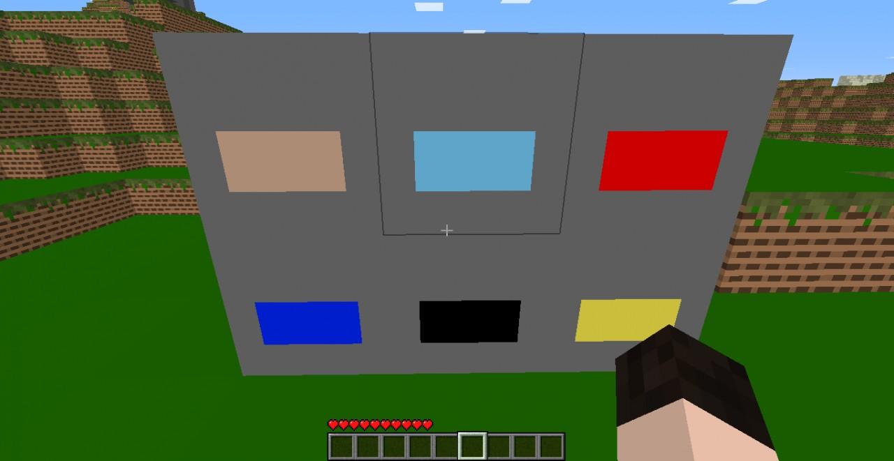 Woody Wood Craft Minecraft