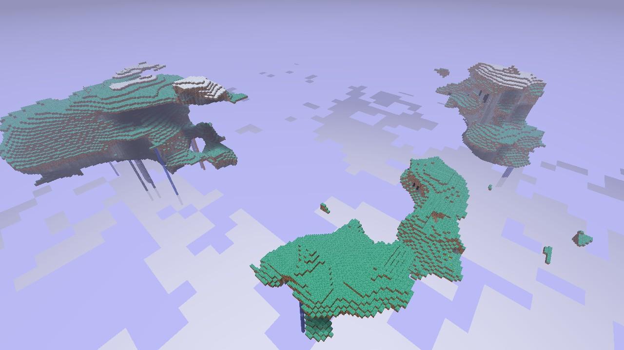 Skylands 1.2!