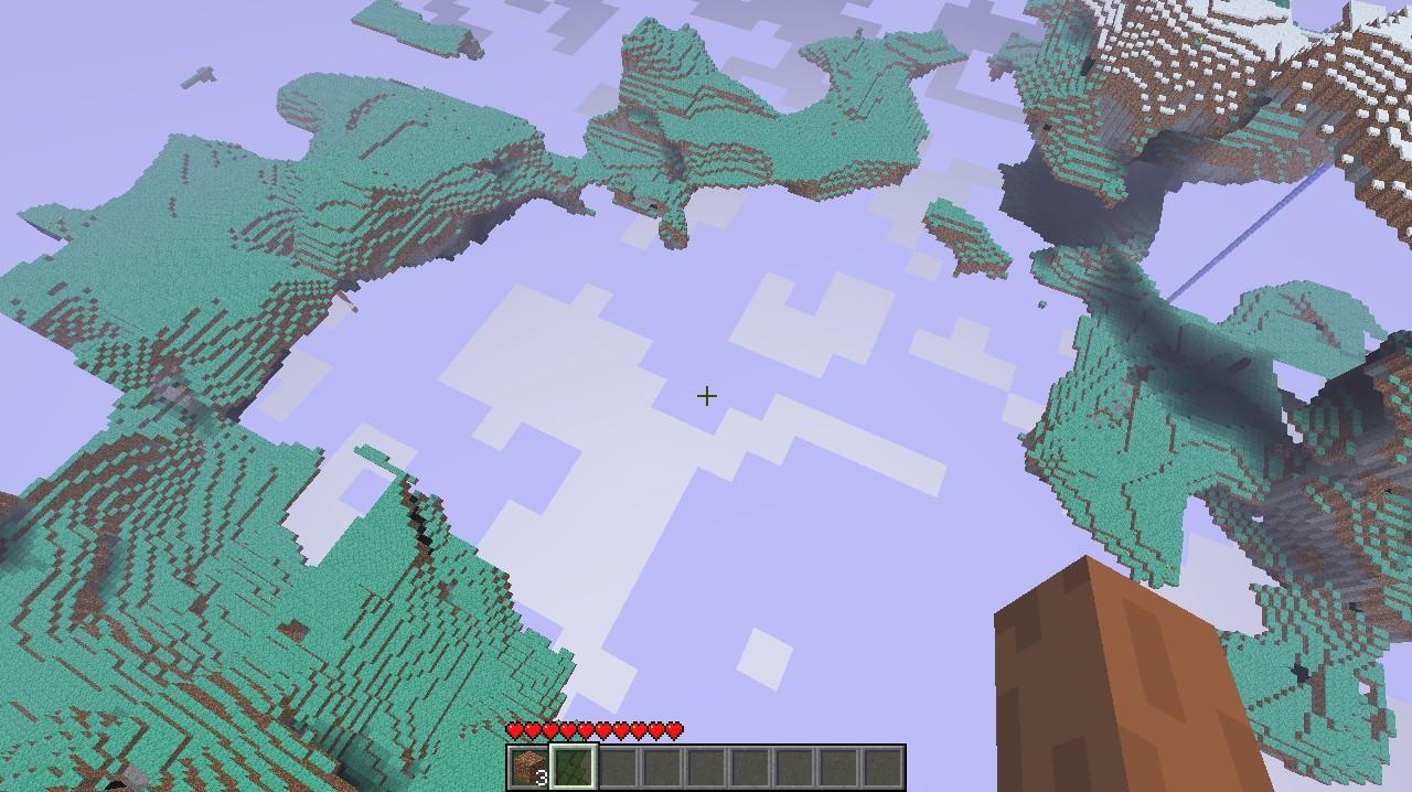 More Floating Islands,