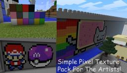 [16X] Simple Pixel: The Texture Pack For Pixel Artists [MC 1.4.2] Minecraft Texture Pack