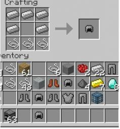 [Craft/Smelt/Fuel]Recipes +[V.0.4 - 1.8.1] Minecraft Mod