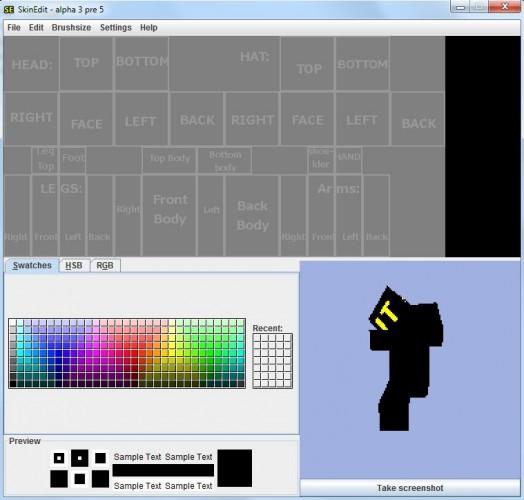 Minecraft Skin Editor Download Mac