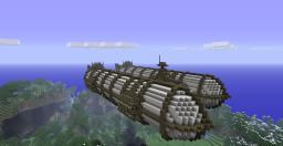 Airship Fleet (Bomber/Carrier) Minecraft Map & Project
