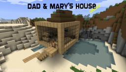 Dad & Mary's House Deluxe Minecraft Map & Project