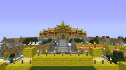 Ancient Siamese Temple Minecraft Map & Project
