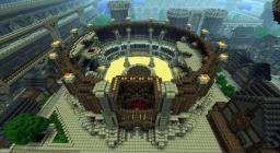 Imperial City Arena Minecraft Project