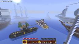 Ship museum Minecraft Map & Project