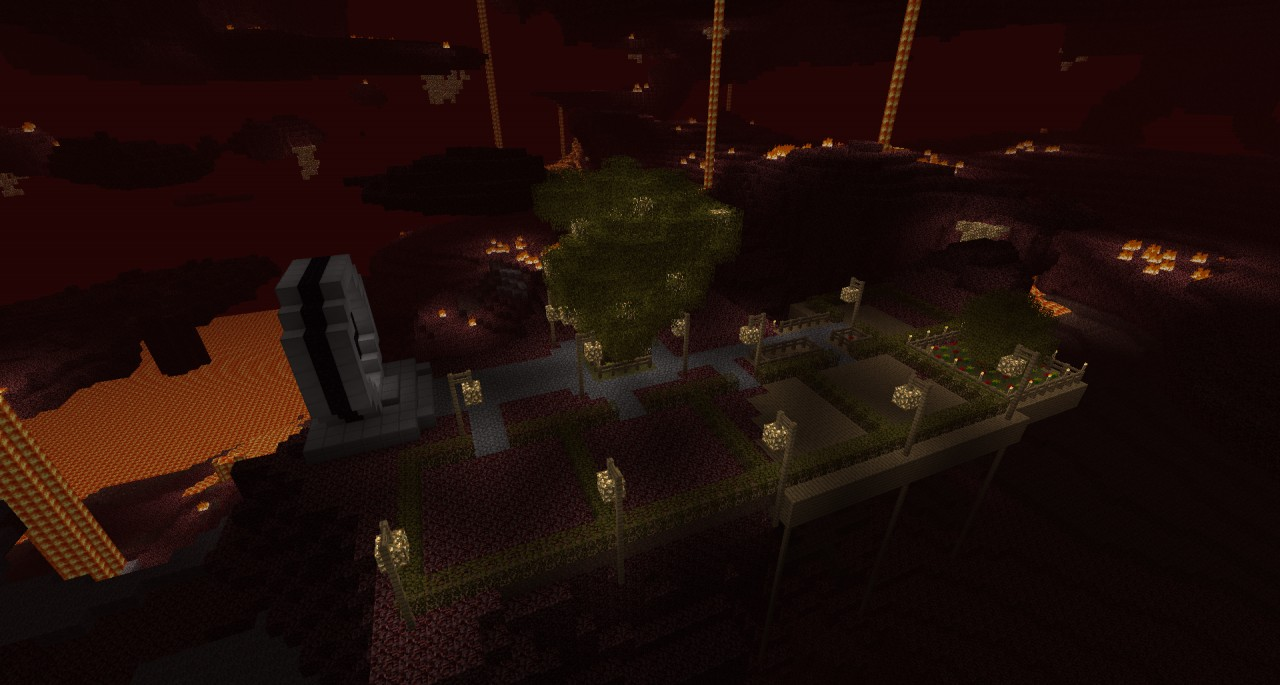 Nether City (An Epic-ish Build in Progress) - MCX360: Show Your ...