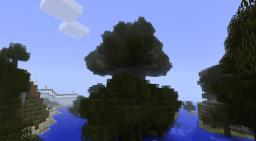 Tree House - MistyCraft Minecraft Map & Project