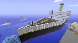 The Titanic - Walshcraft Server Minecraft Map & Project