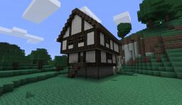 Large private tudor house Minecraft Map & Project