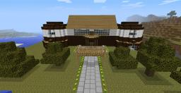 Tudor Estate Minecraft Map & Project