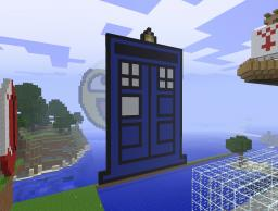 The TARDIS - Walshcraft Server Minecraft Map & Project