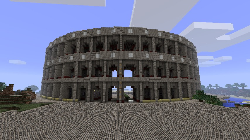 3 layers nearly done (got lazy on the first layer, forgot a bunch of columns)