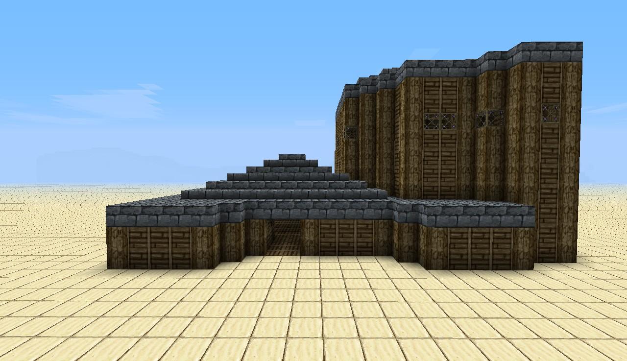 Minecraft Transforming Piston