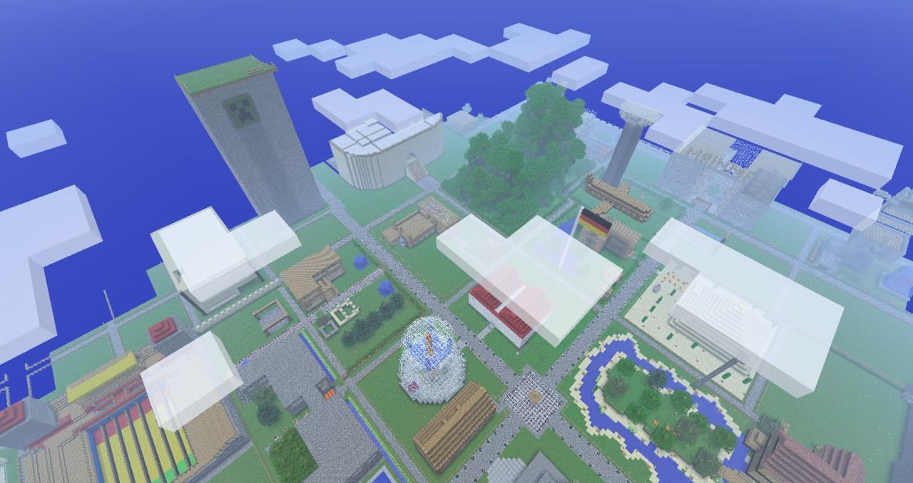 1 0 1] Maincraft [DOWN!!] Minecraft Server