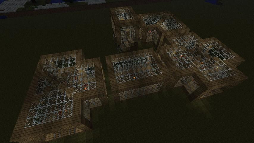 Underground Rail System Minecraft Project
