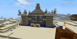 sandcastle :) Minecraft Map & Project