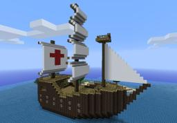 Port Penelope! Build your own ship! Minecraft Map & Project