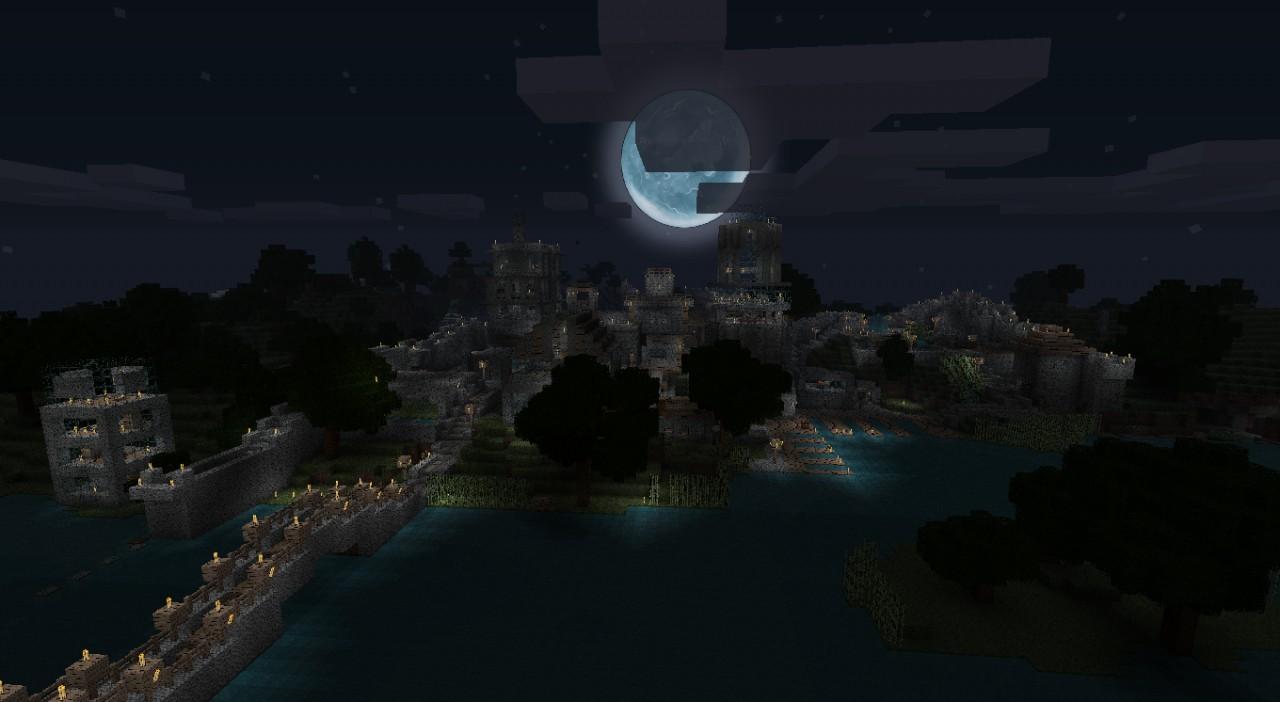 Perrin At Night