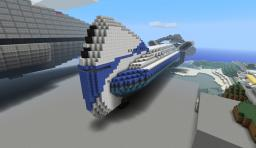 BSG Colonial one Luxury liner Minecraft Map & Project