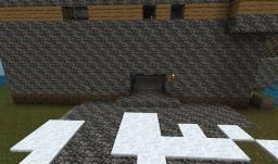 Piston House Minecraft Map & Project