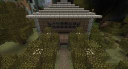Public Forest Lodge & Storage Minecraft Map & Project