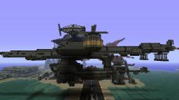 FF7 Highwind Minecraft Map & Project