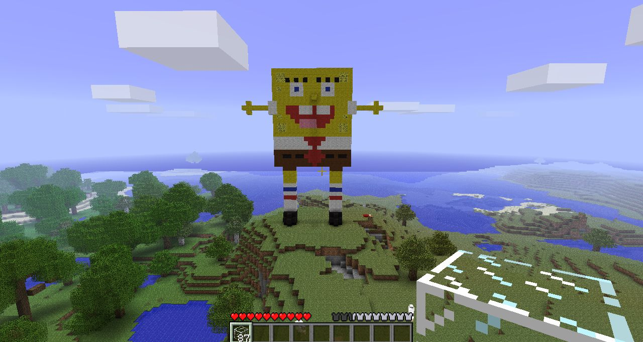 How To Craft A Sponge In Minecraft