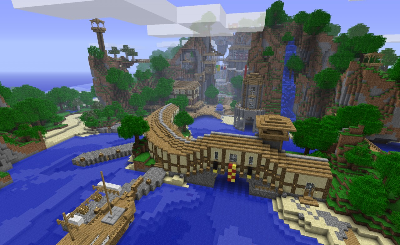 Pirate Craft Minecraft Youtube
