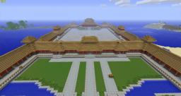 Forbidden City of Beijing [Abandoned till idk when] Minecraft Map & Project