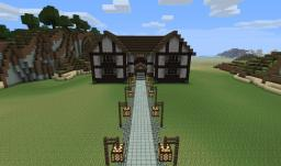 Tudor Hotel Minecraft Map & Project