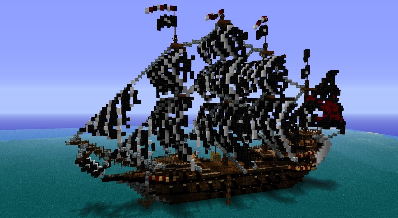 скачать карту на майнкрафт корабель #1
