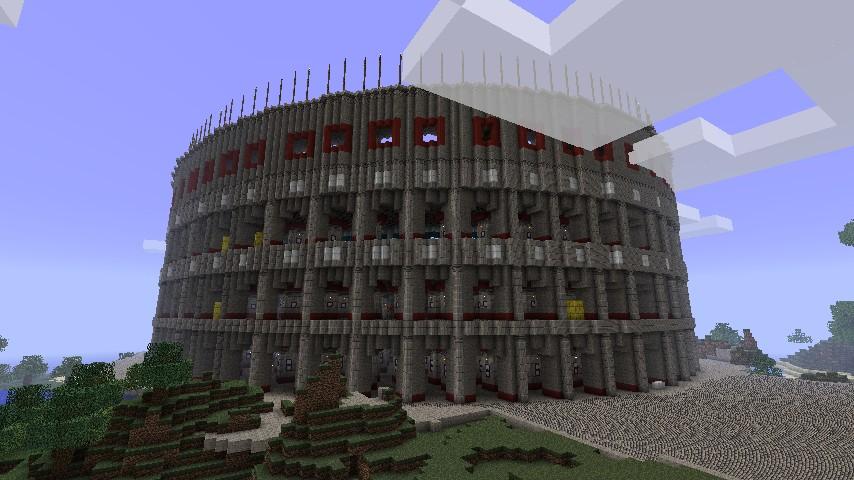 Romecraft Colosseum
