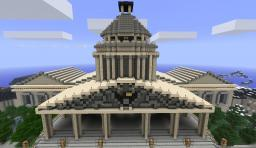 XVIII Century City Minecraft Map & Project