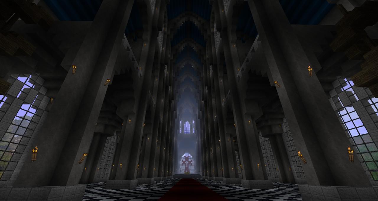 Entering main door