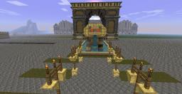 Lion Foutain Minecraft Map & Project