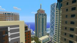 The huge modern city 2 Minecraft Map & Project