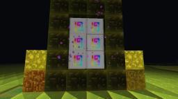 Better Nether Portal. Minecraft Texture Pack