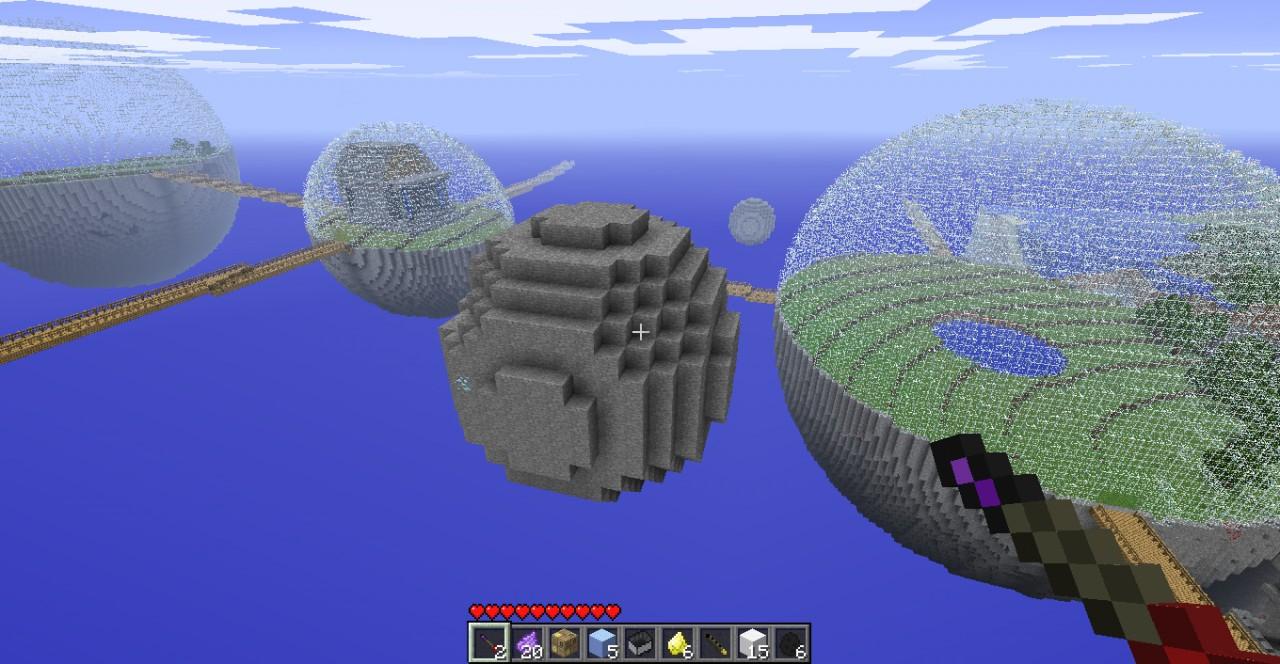 Dome World V1 2 Minecraft Project