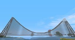 My Huge Bridge Minecraft Map & Project