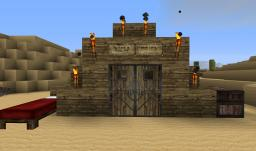 Anti-Griefer Minecraft Map & Project