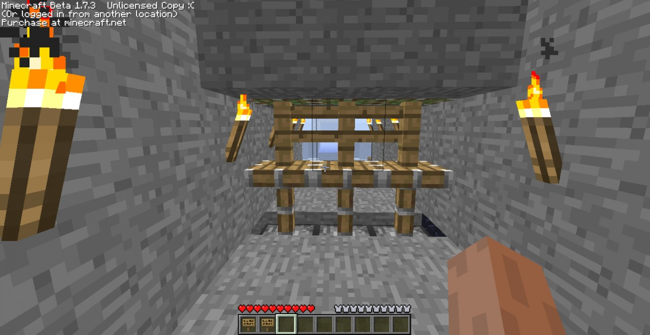 Mob Fighting Arena Minecraft Project