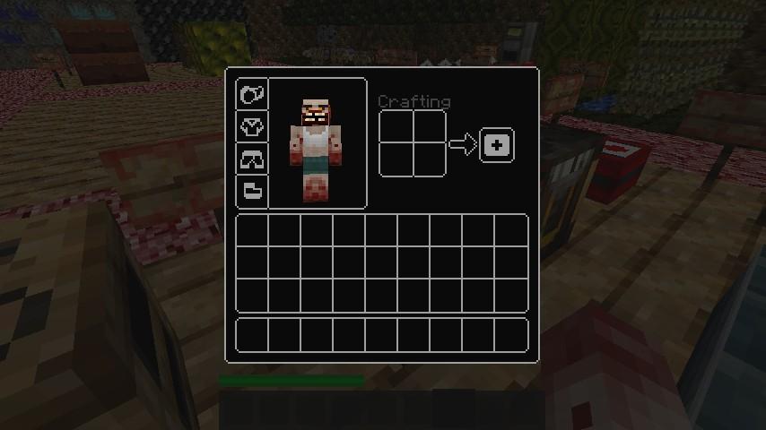Main Inventory GUI