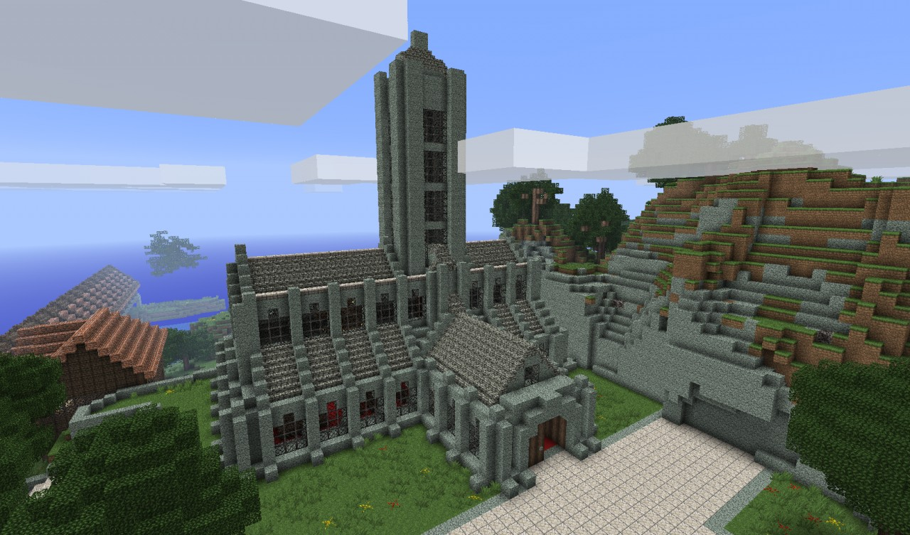 How To Build A Medieval World In Minecraft